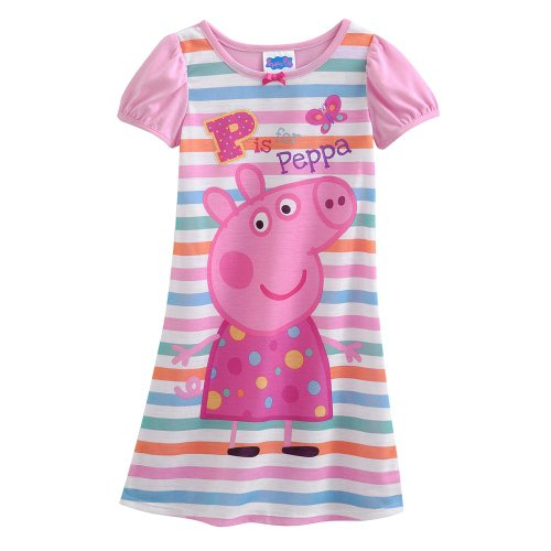P is for Peppa Pig Nightgown - Toddler