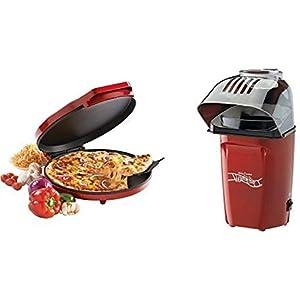 Betty Crocker Pizza Maker and Popcorn Maker Bundle