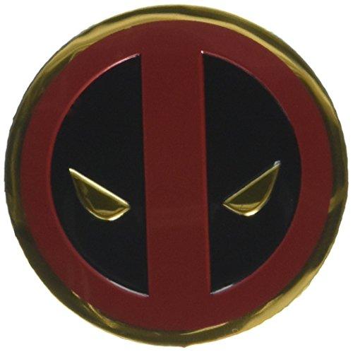 marvel-comics-classic-dead-pool-icon-vinyl-gold-metallic-finish-metal-sticker