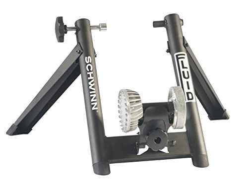 Schwinn Fluid Resistance Bicycle Trainer, Black