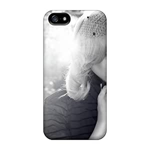 Hot Fashion GKUaxYF8210jBrOM Design Case Cover For Iphone 5/5s Protective Case (glamour Girl For Dear Isabelle)