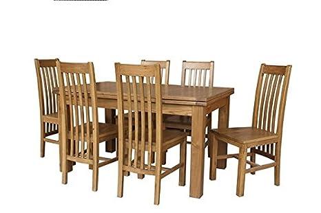 Amazon.com: trithi muebles Hillsboro American mesa ...