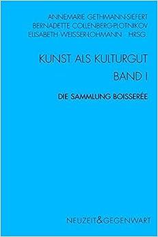 Book Kunst und Kulturgut Band 1 - Die Sammlung Boisserée