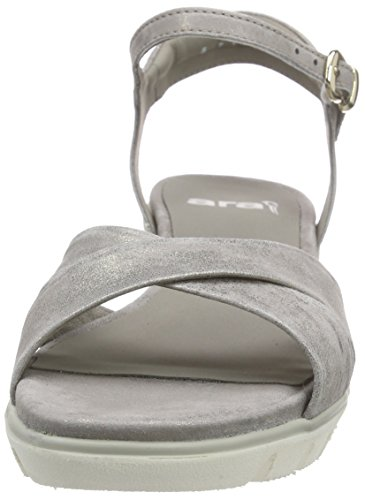 Cinturino Alla Caviglia Arabo Marsala, Blu Grigio (chiara 05)