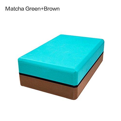 Henry Markison Novelty Yoga Foam Brick Provides Stability and Balance