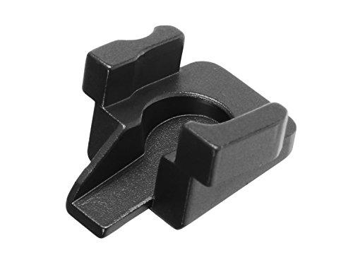 NDZ Performance for Sig P320 Rear Slide Plate 9MM .357 .40 .45 Black Lacrosse Sticks Crossed by NDZ Performance (Image #1)
