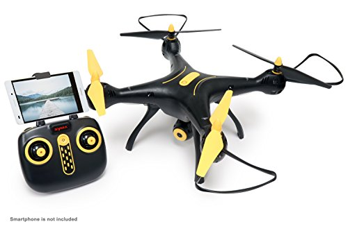 Tenergy Syma X8SW Wi-Fi FPV Quadcopter Drone 720P HD