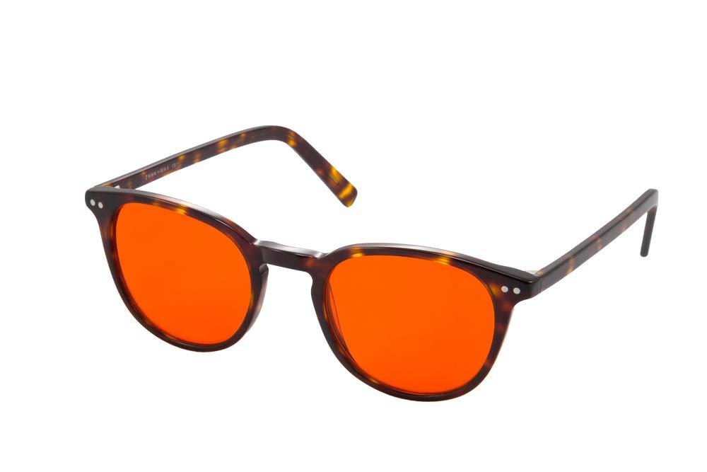 BLUblox Jasper Sleep+ 100% Blue/Green Light Blocking Glasses