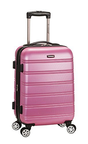 Rockland Luggage Melbourne 20 Inch Expandable Carry On Luggage