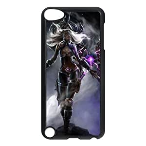 iPod Touch 5 Case Black League of Legends Nightblade Irelia VB6968860