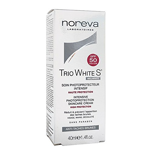 Noreva Trio White S Intensive Photoprotection Skincare Cream SPF 50 - 40ml