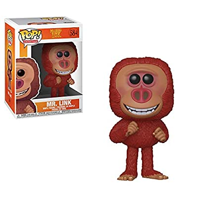 Funko Pop! Animation: Missing Link - Link: Toys & Games