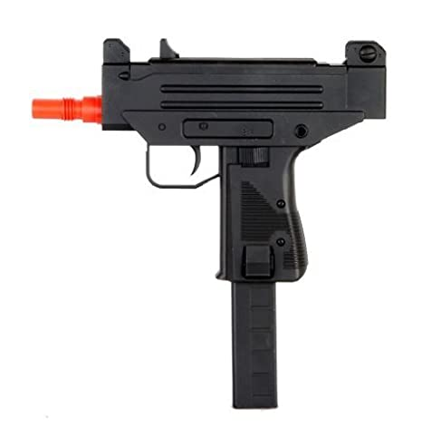 Amazoncom Well Mini Uzi Smg D93 Electric Airsoft Gun Rechargeable