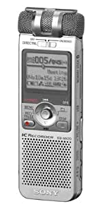 Sony ICD-MX20 Memory Stick Pro Duo Digital Voice Recorder