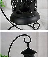 DierCosy Linterna de la Vela de la lámpara Colgante de Vela ...
