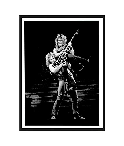 Randy Rhoads Ozzy Osbourne Poster 19x13