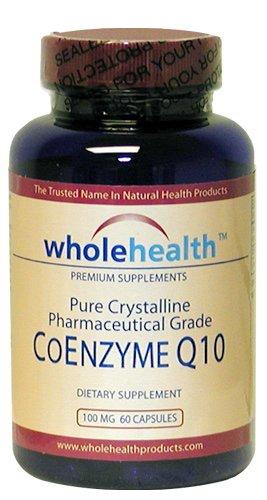 Coenzyme Q10 (CoQ10), 60 capsules, 100 mg