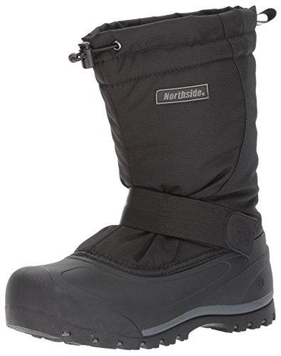 Northside Men's Alberta II Snow Boot, Onyx