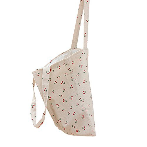 Cherry Tote Bag - 1