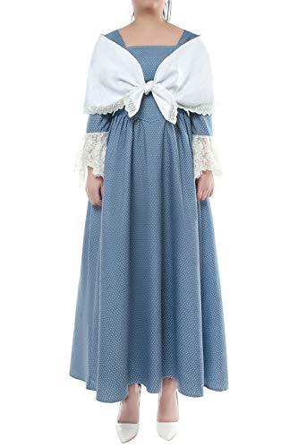 ROLECOS Pioneer Prairie Colonial Dress Civil War Reenactment