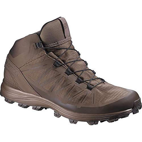 Salomon Forces Speed Assault Tactical Boots (9.5, Burro)