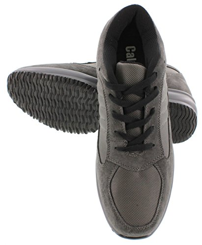 Calden - FD013-3 inches Taller - Height Increasing Elevator Shoes (Lace-up Sneakers) prices sale online clearance latest collections cheap exclusive exclusive cheap price official site sale online Uhixd8v