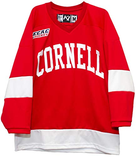 Cornell Big Red Sewn Jerseys Ivyleaguecompare Com