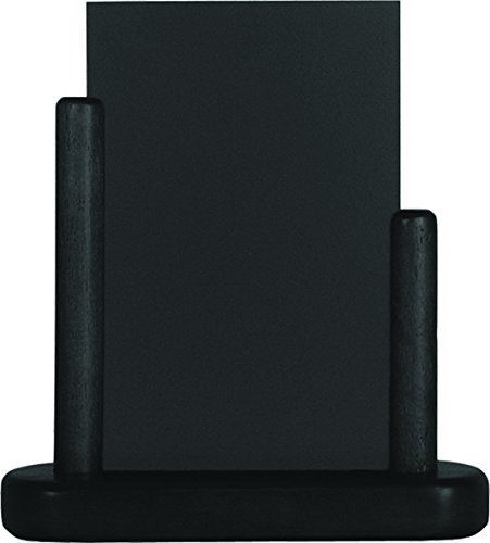 American Metalcraft ELEBLSM Table Top Boards, Small, Black by American Metalcraft