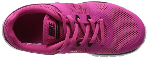 Shoes Black Nike Girls' 642755 Pink Vivid Running White wn7B4Zq1vx