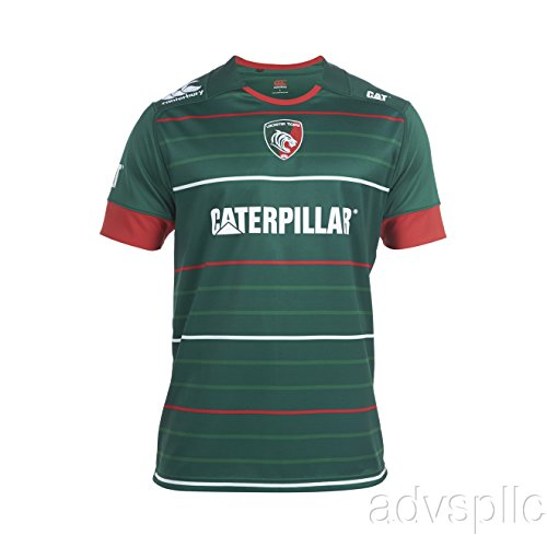 Canterbury 2014-2015 Leicester Tigers Home Pro Rugby Shirt ()