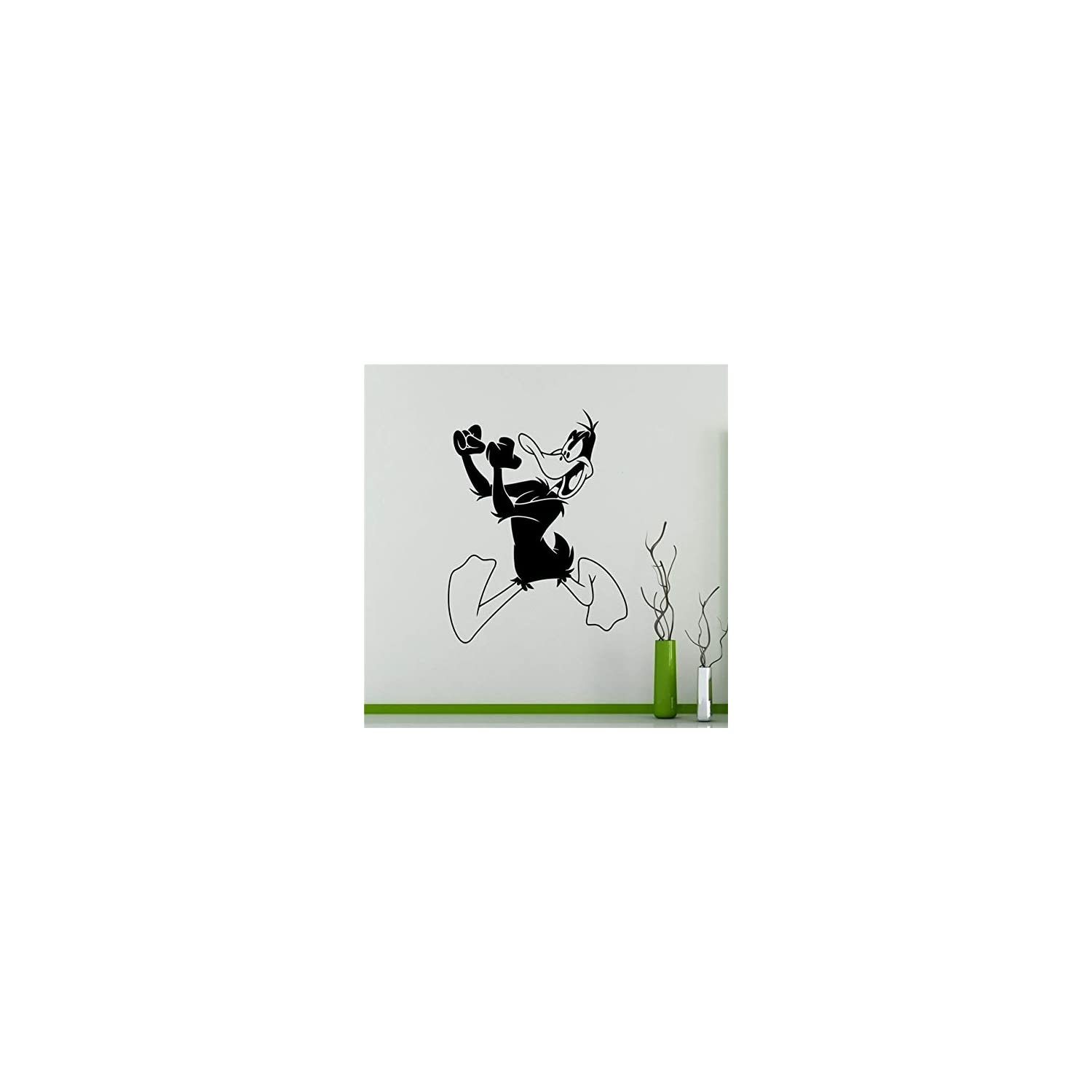 Wall Stickers for Kitchen, Comi Characters Interior Housewares Children's Hanging Wall Pictures Print Wallpaper Poster Sticker Abstract Removable Mural