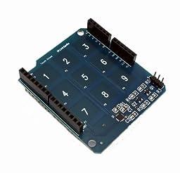 Arduino Touch Shield