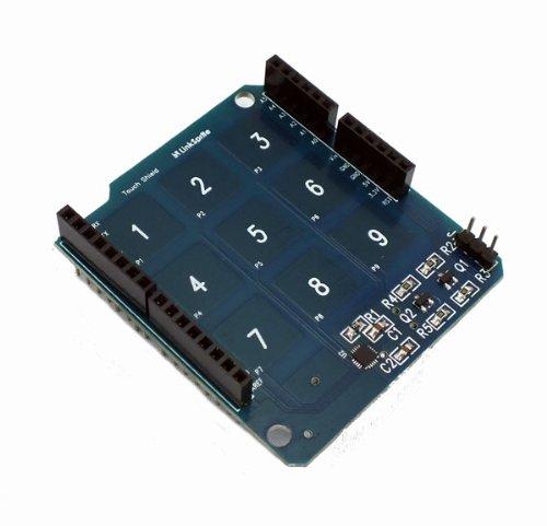 Arduino Touch Shield by LinkSprite