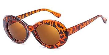 Amazon.com : QiHorr(TM) Round Sunglasses For Women Mirror ...