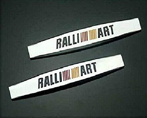 Car Emblems Side Fender Stickers Exterior Decoration Badge Logo For Mitsubishi