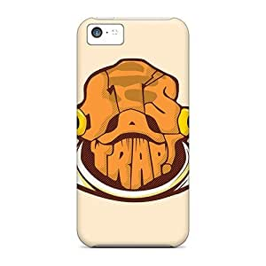 New Arrival YJOVIgS3515MQtje Premium Iphone 5c Case(its A Trap)