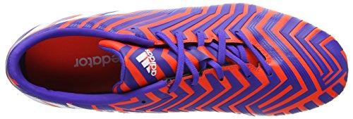adidas Performance Predator Absolado Instinct FG Herren Fußballschuhe Mehrfarbig (Solar Red/FTWR White/Night Flash S15)