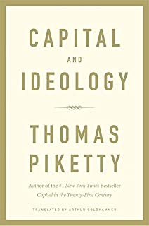 Book Cover: Capital and Ideology