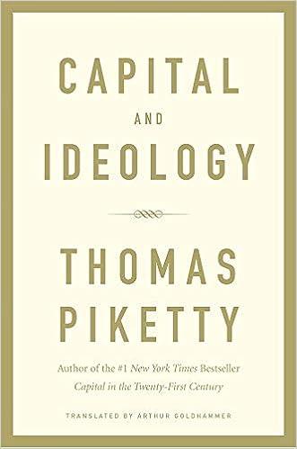 Amazon.com: Capital and Ideology (9780674980822): Thomas ...