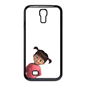 Samsung Galaxy S4 9500 Cell Phone Case Black_Monsters Inc Mary Gibbs_002 L8E6Y