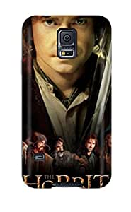 Tpu Galaxy Shockproof Scratcheproof The Hobbit 11 Hard Case Cover For Galaxy S5