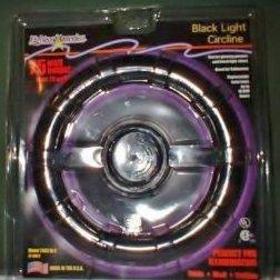 Black Light Circline 75W uses 22W
