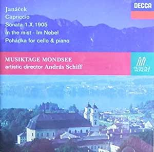 Leos Janacek: Chamber Works: Capriccio / Sonata 1.X.1905, etc.