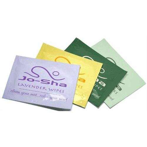 Jo-Sha Wipes – Bag Of Individually Wrapped Lavender Wipes 20 Bag, 20 wipes, My Pet Supplies