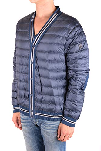 Blue Polyamide MCBI490004O Men's Montecore Jacket Down vUqETw4