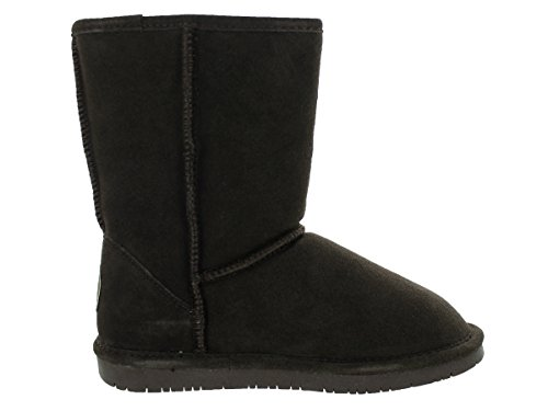 Chocolate Women's Snow Boot Short Emma Bearpaw AqEWpXOx