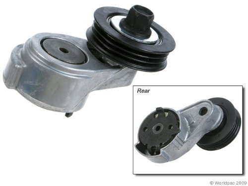 OES Genuine Acc Belt Tensioner Assembly for select Jaguar X-Type - Acc Belt