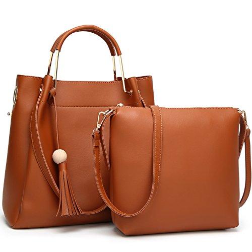 YNIQUE Handle Handbags Satchel Shoulder product image