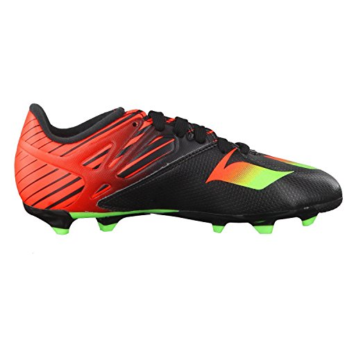 adidas Bota Jr Messi 15.3 Core Black-Solar Green-Solar Red Talla 34 Core black-Solar green-Solar red
