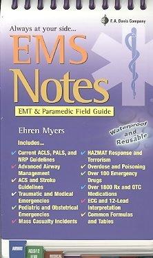 Ems Field Guide Pdf